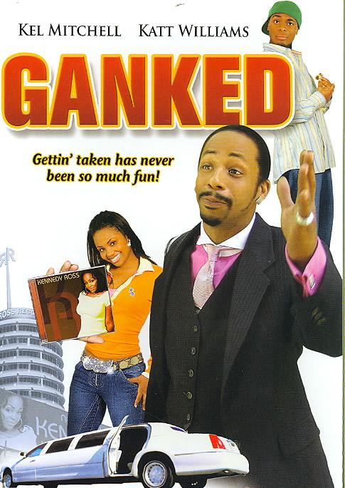GANKED BY WILLIAMS,KATT (DVD)